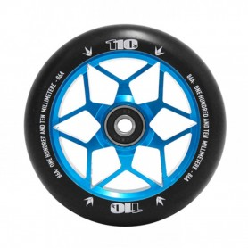2 roues Blunt Diamond Bleues 110mm