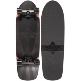 Skate complet Dusters Cruiser Cazh Blacked