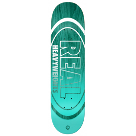Deck Real Heavyweight Turq
