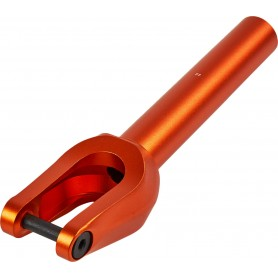Fourche Tilt Sculpted 120 rouge