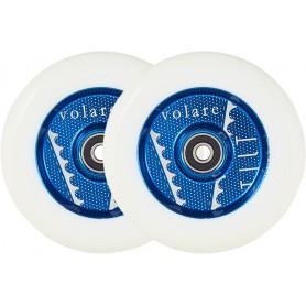 2 roues Tilt X Volare Bleu 110mm