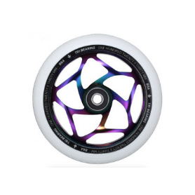 2 roues Blunt Tri Bearing 120mmx30mm Oil Slick