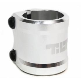 Collier de serrage Tilt double ARC Chrome