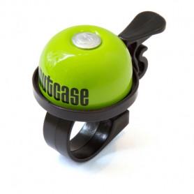 Sonnette Nutcase Thumbdinger Bell Goofy Green
