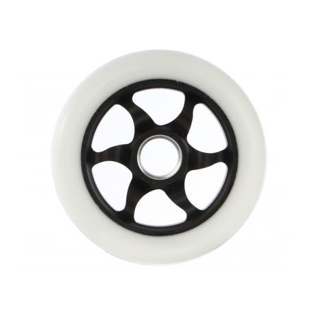 2 roues Flavor 6ers 110mm v3 noir blanc