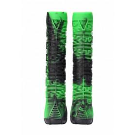 Poignées BLUNT V2 - Vert et noir