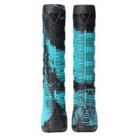 Poignées BLUNT V2 - Noir et bleu