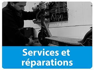 Services et réparations - En savoir plus